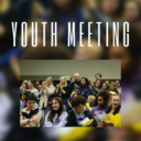 Youth Meeting with The Bishop