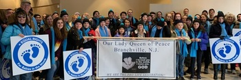 Mass and March for Life - Frankford/Branchville, NJ