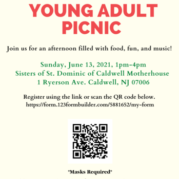 Young Adult Picnic