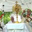 SOLEMNITY OF THE BODY AND BLOOD OF CHRIST (CORPUS CHRISTI) PROCESSION