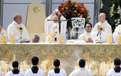 Adoration with Pope Francis