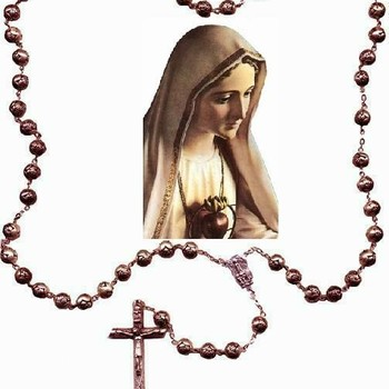 Pray the Rosary with the Legion of Mary/Legion de Maria