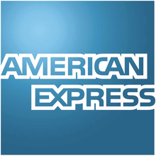 We accept American Express Credit Cards Now!