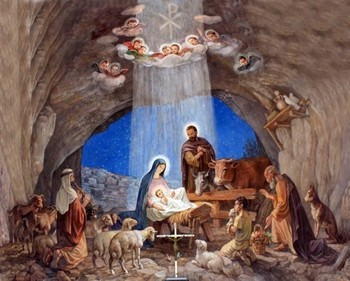 Solemnity of the Nativity of the Lord