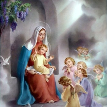 Solemnity of Mary, the Mother of God