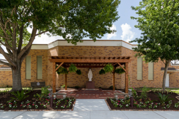 Place Your Brick Order after Mass in the Narthex