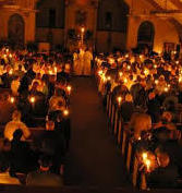 Easter Vigil in the Holy Night