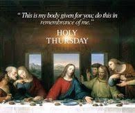 Holy Thursday-Evening Mass of the Lord's Supper LIVE STREAM-Bilingual /Jueves Santo