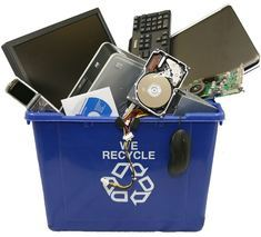 Recycle Electronics. Restore Lives.