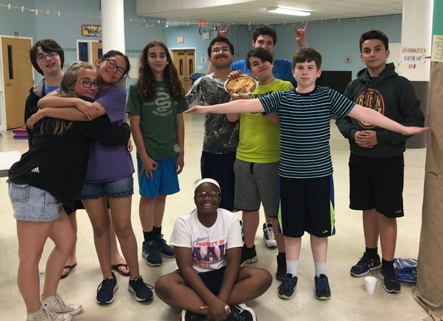 Youth Group June 2018