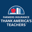 Sts. Joachim and Ann teacher was awarded the Farmers Insurance Thank America's Teachers Grant.