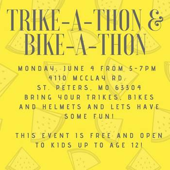 Trike-a-Thon and Bike-a-Thon