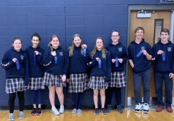 Academic Bowl Highlights Sts. Joachim & Ann's Educational Excellence