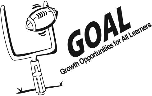 GOAL (Growth Opportunities for All Learners) logo