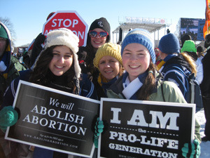 March for Life DC Young Adult Pilgrimage