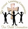 logo and link to virtual learning community for faith formation
