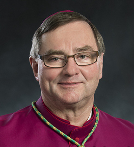 Bishop James P. Powers