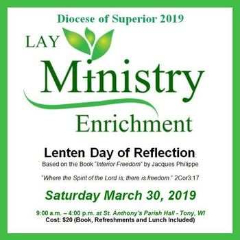 Lay Ministry Enrichment