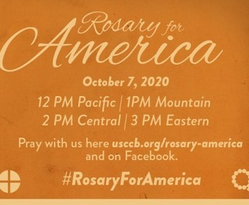 USCCB Rosary for America