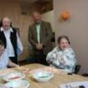 """Sr. Joan Daniel visited """"DPD"""", the Department for Persons with Disabilities"""