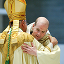 Two Ordained to Traditional Diaconate