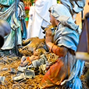 Pastoral visit on New Year's Day
