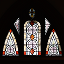 History in stained glass