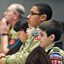 Scout Sunday Mass