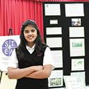 STEM students showcase projects