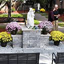 New prayer garden
