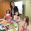 Bringing Easter joy to children