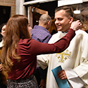 Ordained to Transitional Diaconate