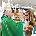 Clifton parish welcomes Bishop