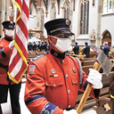 Annual Firefighters Mass