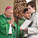 Pastoral visit to Whippany parish