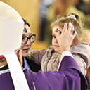 Ash Wednesday Mass in Passaic