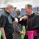 Reception for new Bishop