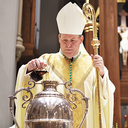 Chrism Mass in July