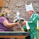 Bishop blesses class of 2020