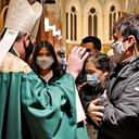 Pastoral visit to Passaic parish