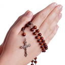 Rosary prayer line