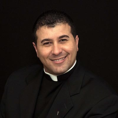 Rev. Ricardo Ortega, Jr.