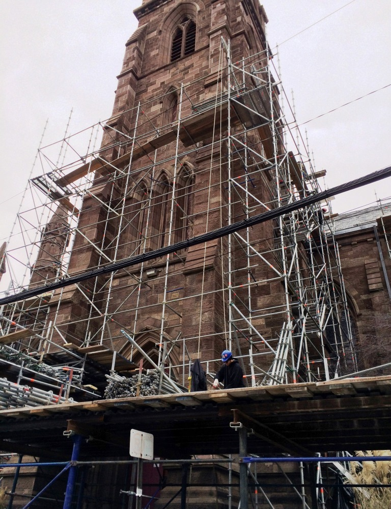 December 2014 Masonry Amp Roof Structure Repairs Diocese