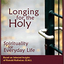 'Longing for the Holy'