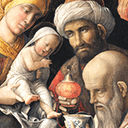 'The Adoration of the Magi'