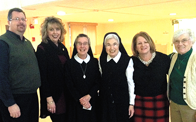 Open House At Motherhouses Diocese Of Paterson Clifton Nj