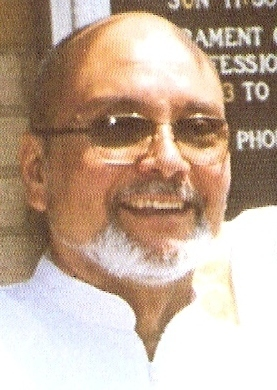 Deacon Pedro Cruz