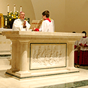 New Altar at St. James of the Marches Parish