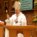 Bishop rededicates chapel at Mary Help of Christians Academy