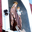 Statue restored at Our Lady of Mount Carmel